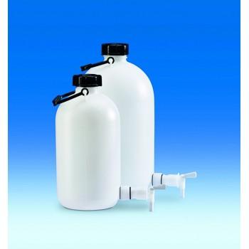 Бутыль для хранения с краном